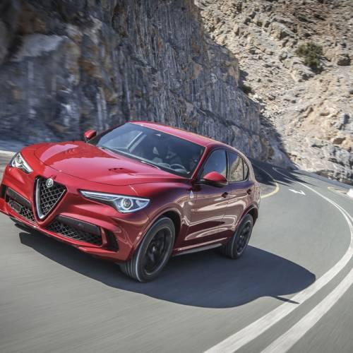 Alfa Romeo Stelvio Quadrifoglio, esto no puede ser un SUV