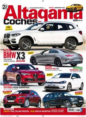 Revista Altagama Motor Número 182