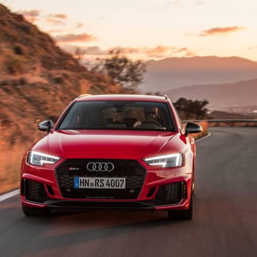 Audi RS 4 Avant 2018: primera prueba