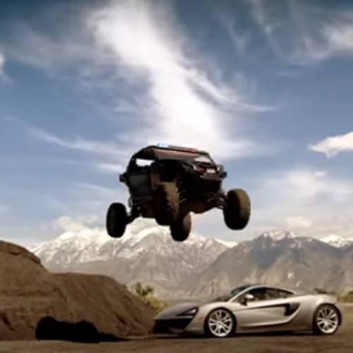 Llega el primer avance de la próxima temporada de Top Gear