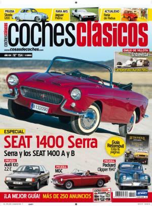 Revista Coches Clásicos Número 154
