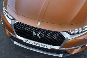 DS 7 Crossback: primera prueba