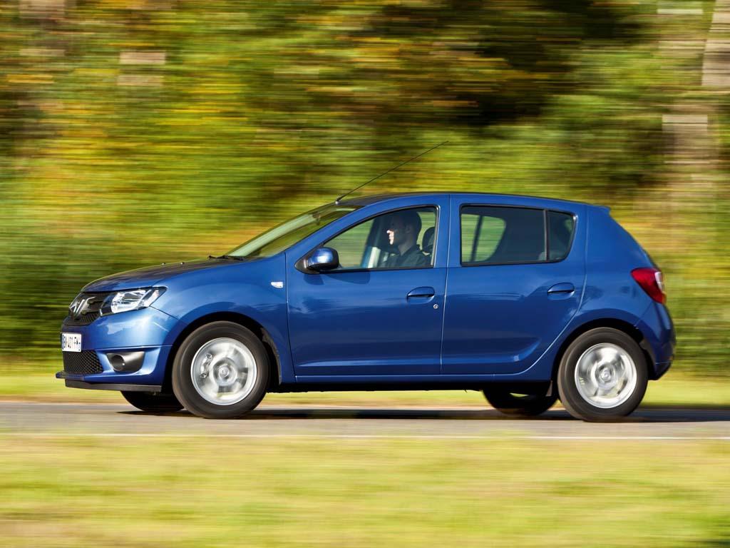 Dacia Sandero coches más vendidos noviembre 2017
