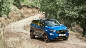 Ford EcoSport 2017: primera prueba (fotos)