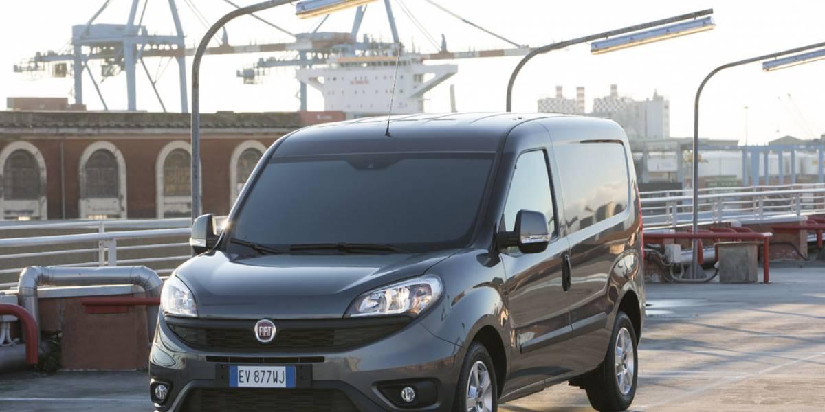 Fiat Professional lanza BE-FREE PRO, un programa especial para su gama GNC