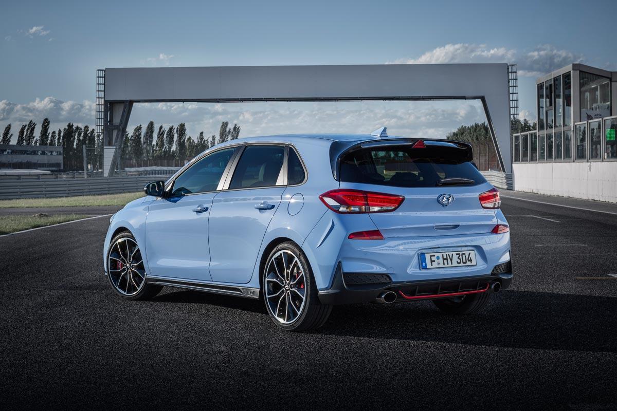 Hyundai i30 N coches 2017 mas gustan
