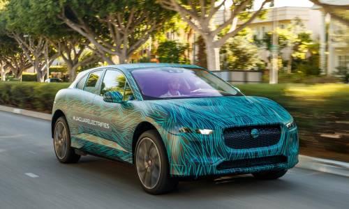 Jaguar I-PACE: últimas pruebas antes de su presentación a principios de 2018