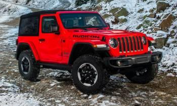 Jeep Wrangler 2018: diseño clásico, mayor tecnología a bordo