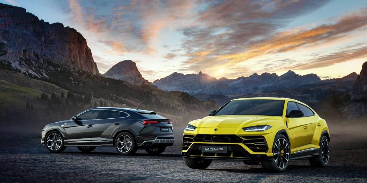 Los cinco datos más curiosos sobre el nuevo Lamborghini Urus