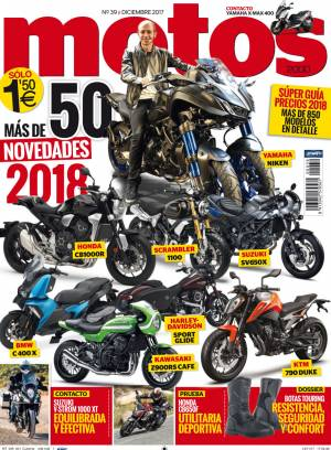Revista Motos – número 39