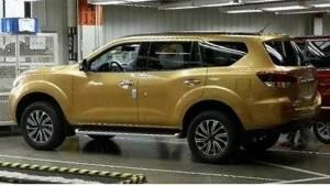 Nissan Terra 2018: primeras imagenes y datos del SUV 7 plazas derivado del Navara (fotos)