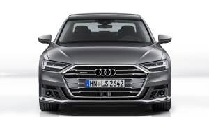 El Audi A8 recibe un nuevo paquete exterior deportivo (fotos)