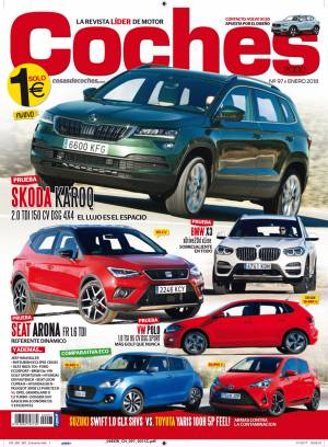 Revista Coches – número 97