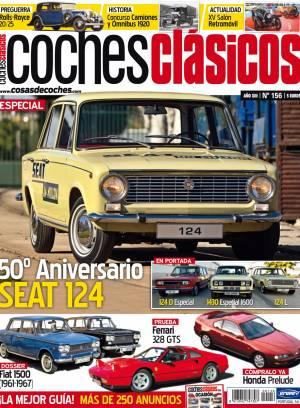 Revista Coches Clásicos Número 156