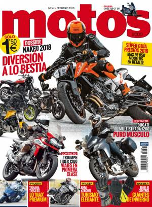 Revista Motos – número 41