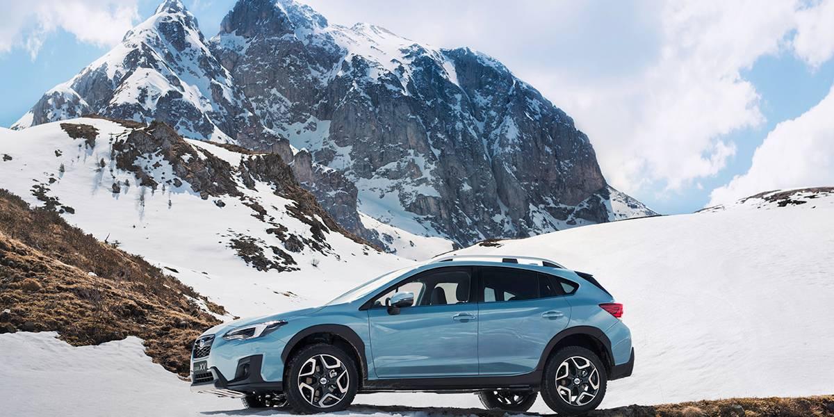 El Subaru XV 2018: precios para España