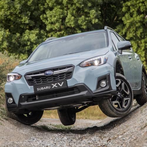 Primera prueba del Subaru XV 2018, un 4×4 de verdad