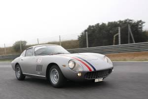Prueba Ferrari 275 GTB