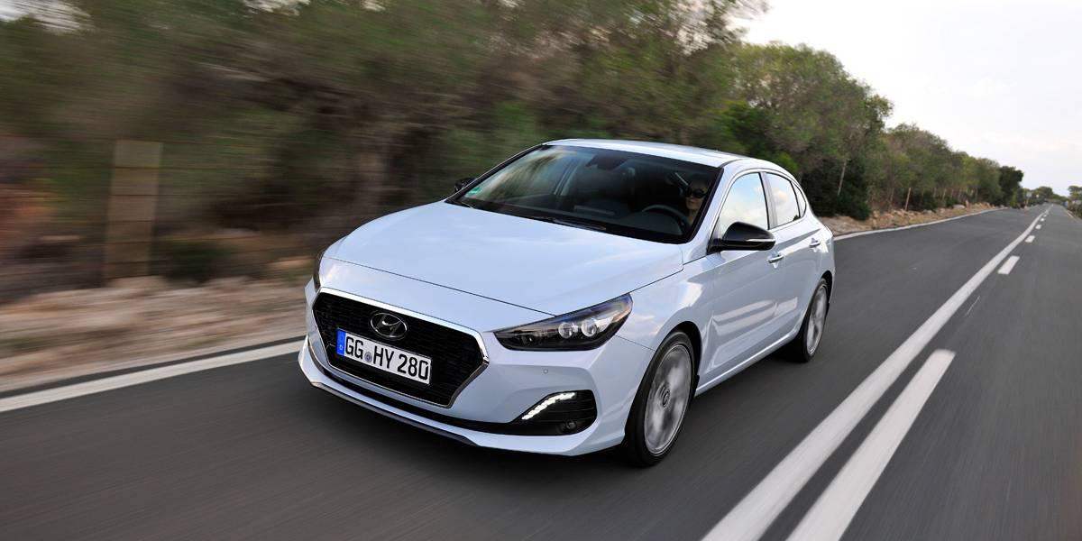 Prueba exclusiva: Hyundai i30 Fastback 2018