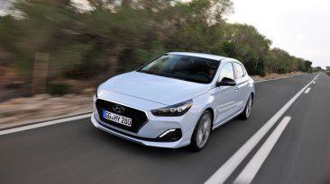 Prueba Hyundai i30 Fastback 2018 (dinámica)
