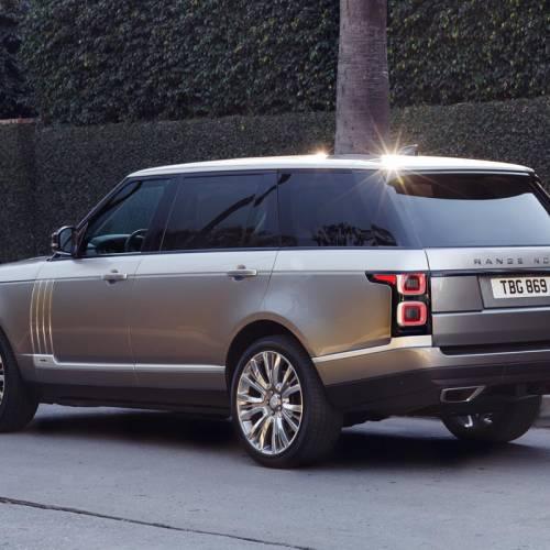 Land Rover estudia lanzar un Range Rover de 2 puertas