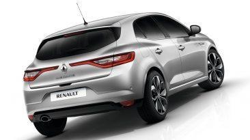 Renault Megane coches más vendidos noviembre 2017