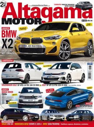 Revista Altagama Motor Número 181