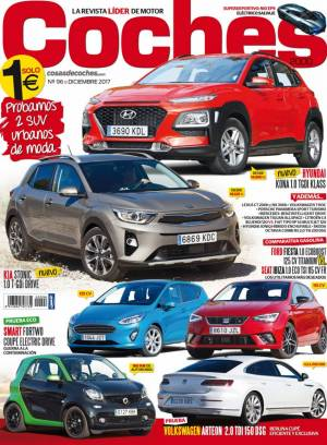 Revista Coches – número 96