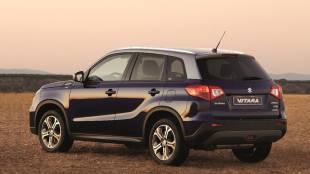 Suzuki Vitara Toro: edición especial en colaboración con Osborne