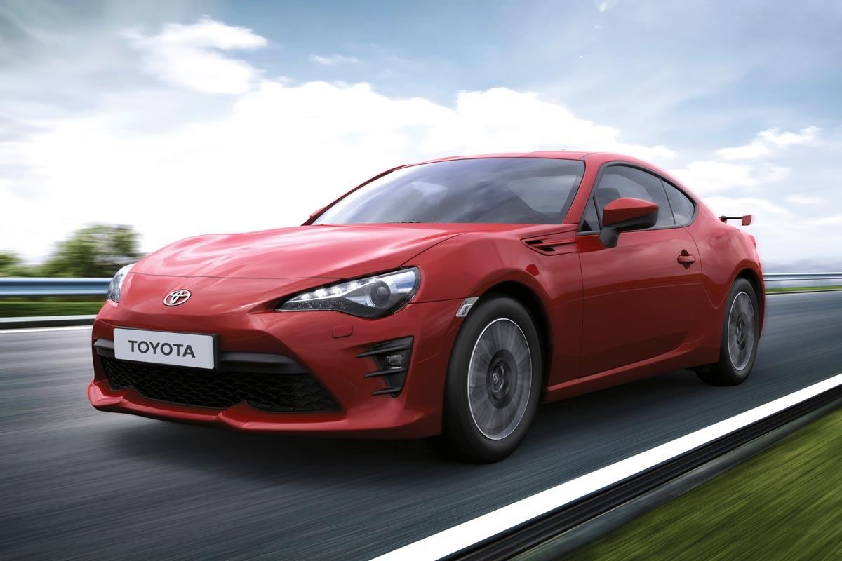 Honda Civic Deportivo 2017 >> Toyota GT86 2018: nuevos frenos Brembo y llantas de diez radios - Cosas de Coches