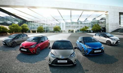 Toyota Yaris 2018: recibe algunos cambios de equipamiento