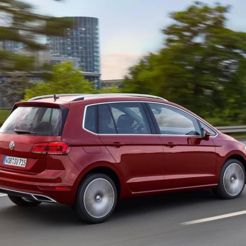 Volkswagen Golf Sportsvan 2018: nuevos motores y tecnología