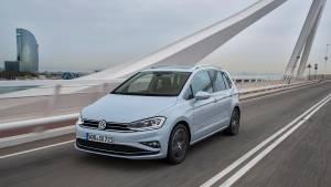 Volkswagen Golf Sportsvan 2018: nuevos motores y tecnología (fotos)