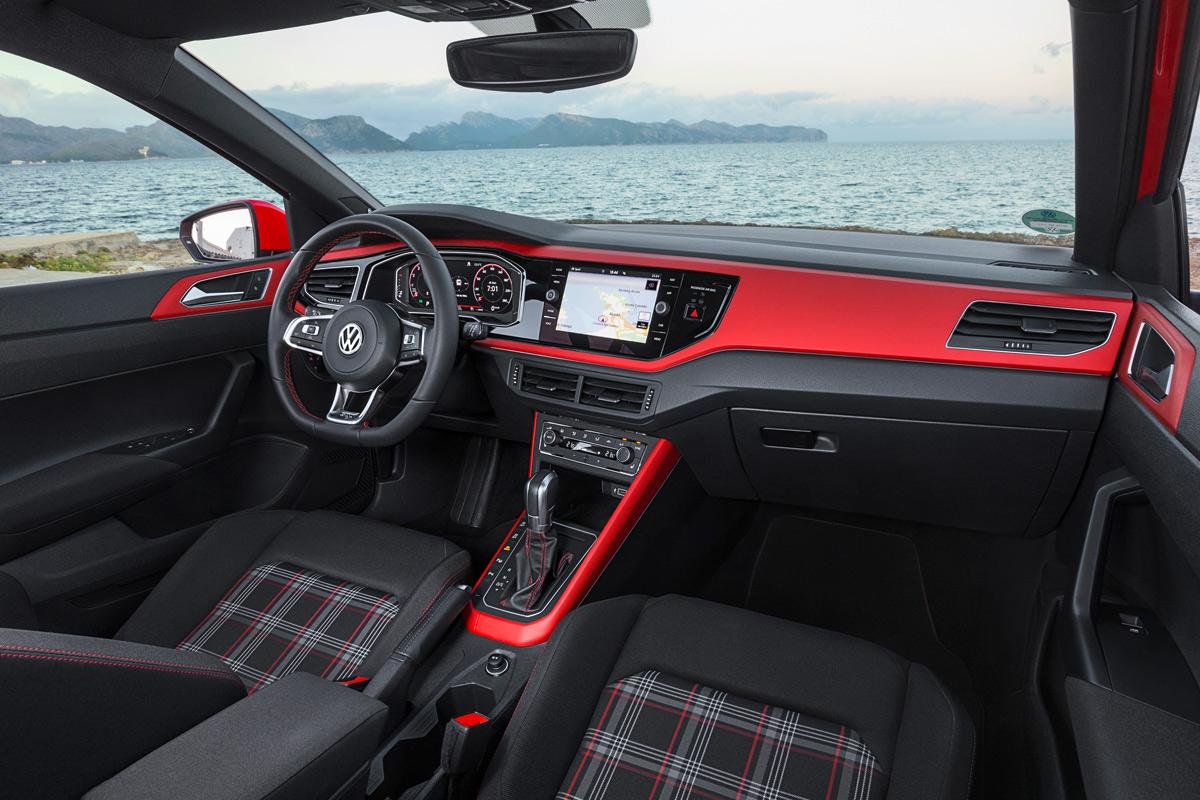 Volkswagen Polo GTI 2018, primera prueba (habitáculo)