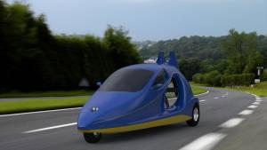 Samson Switchblade: el coche volador podría estar más cerca de lo que creemos (fotos)