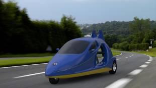 Samson Switchblade: el coche volador podría estar más cerca de lo que creemos