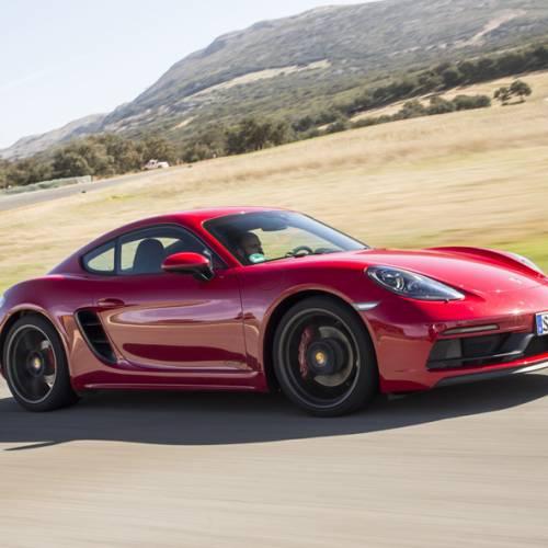 Porsche 718 Cayman GTS y Boxster GTS, primera prueba