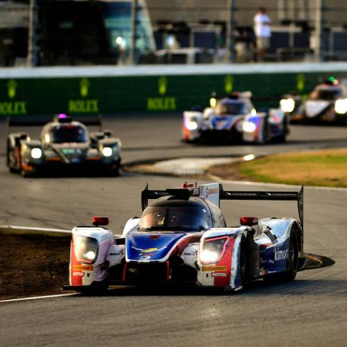 Los problemas mecánicos lastraron a Fernando Alonso en Daytona
