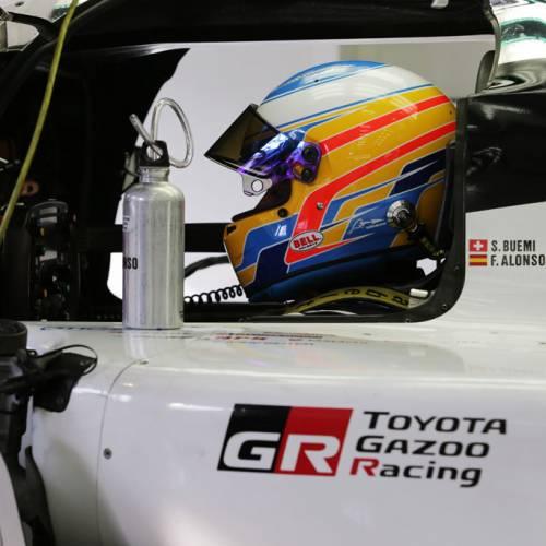 Alonso estará en las 24 horas de Le Mans con Toyota, ¿está preparado?
