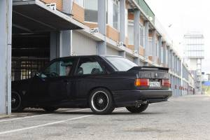 BMW M3 E30 Johnny Cecotto Edition