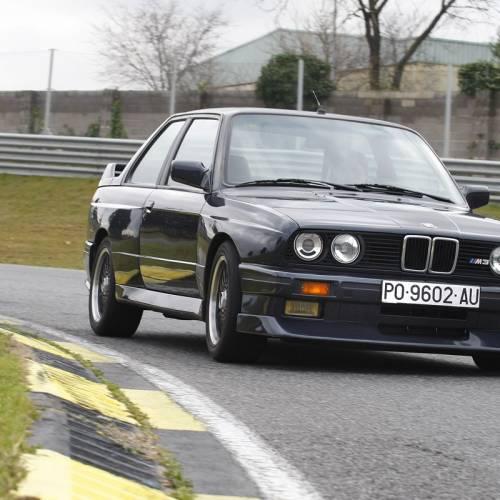 Prueba: BMW M3 E30 Johnny Cecotto Edition