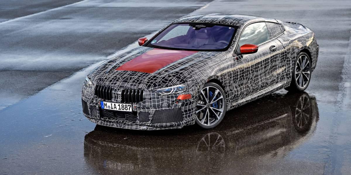 El BMW Serie 8 Coupé 2018 se presentará antes de las 24 horas de Le Mans