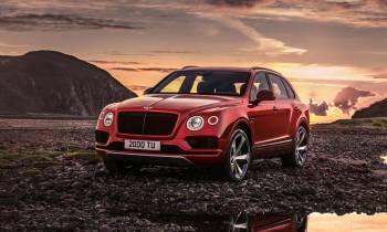 Bentley Bentayga V8: nuevo bloque V8 biturbo de gasolina con 550 CV