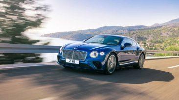 Los coches más caros de reparar - Bentley GTC