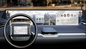 BYTON: reconocimiento facial y nivel 4 de conducción autónoma en este eléctrico premium chino