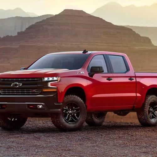 Chevrolet Silverado 2019: más grande, más ligero y con mayor volumen de carga