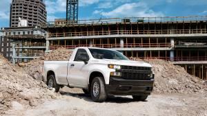 Chevrolet Silverado 2019: más grande, más ligero y con mayor volumen de carga (fotos)