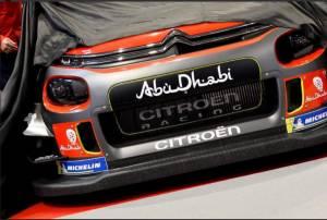 Citroën C3 WRC 2018
