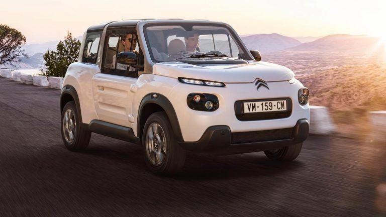 Citroën e-MEHARI 2018 delantera