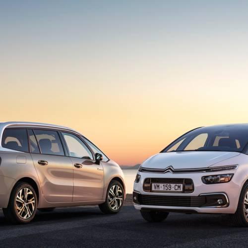Citroën C4 Picasso Rip Curl: edición limitada. Y también XL…